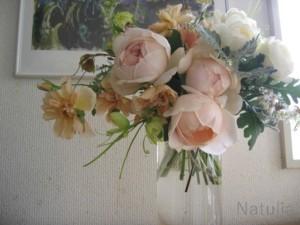 ルベスベの花束